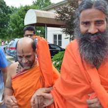Yoga Day Celebration with Baba Ramdev
